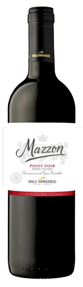 "Pinot Nero Doc ""Mazzon"" - Cantina Nals Margreid - Vino Trentino Alto Adige"