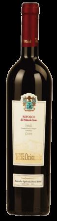 Refosco dal Peduncolo Rosso Grave Doc - Pecol Boin - Vino Friuli Venezia Giulia