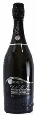 Valdobbiadene Superiore Docg Prosecco Brut - Pederiva - Vino Veneto