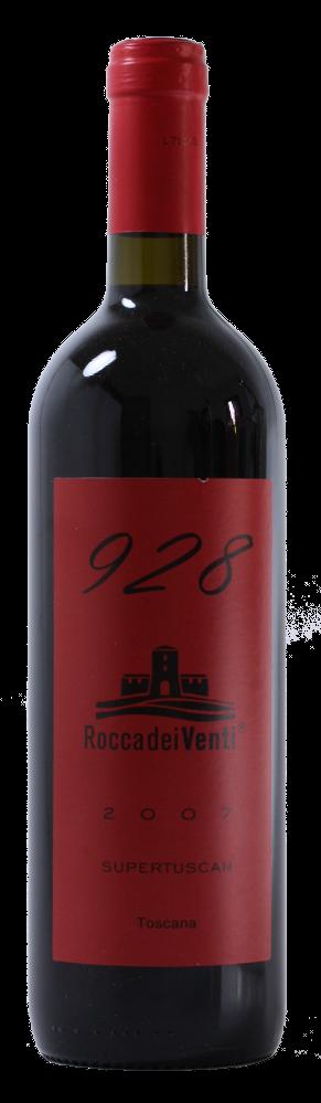 Supertuscan 928 Igt - Azienda Agricola Rocca dei Venti - Vino Toscana
