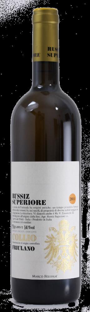 Friulano Collio Doc - Russiz Superiore - Vino Friuli Venezia Giulia