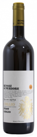 Pinot Grigio Collio Doc - Russiz Superiore - Vino Friuli Venezia Giulia