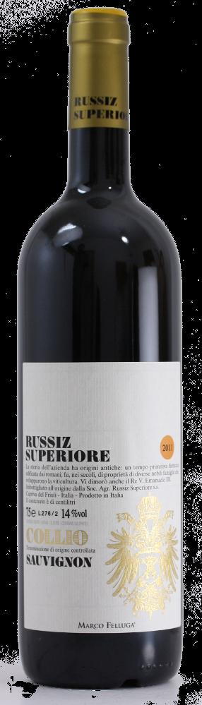 Sauvignon Blanc Collio Doc - Russiz Superiore - Vino Friuli Venezia Giulia