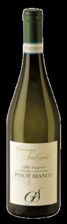Pinot Bianco Colli Euganei Doc - Azienda Agricola Salmaso Giacomo - Vino Veneto