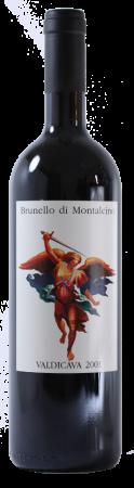 Brunello di Montalcino Docg - Tenuta Valdicava - Vino Toscana