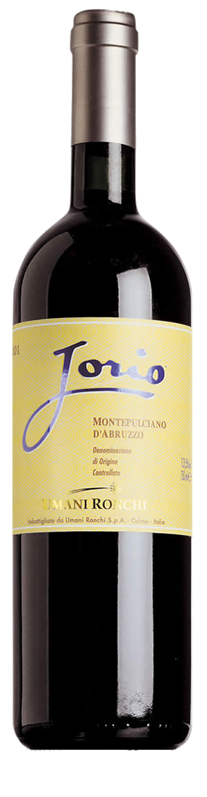 "Montepulciano D'Abruzzo ""Jorio"" Doc - Umani Ronchi - Vino Marche"