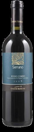 """Rosso Conero """"Serrano"""" Doc - Umani Ronchi - Vino Marche"""
