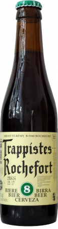 Rochefort 8 cl33 - Abbaye St. Remy - Birra Belgio
