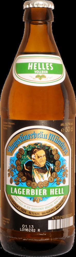 Augustiner Helles cl50 - Augustiner Brau Munchen - Birra Germania