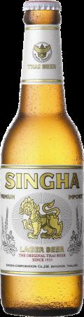 Singha cl33 - Bon Rawd Brewery co ltd - Birra Thailandia