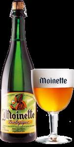 Moinette Bio cl75 - Brasserie Dupont - Birra Belgio