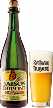Saison Dupont Bio cl75 - Brasserie Dupont - Birra Belgio