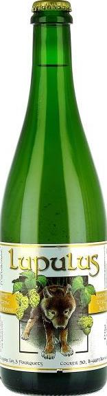 Lupulus cl75 - Brasserie les 3 Fourquetes - Birra Belgio