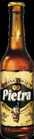 Pietra Ambree cl33 - Brasserie Pietra - Birra Corsica