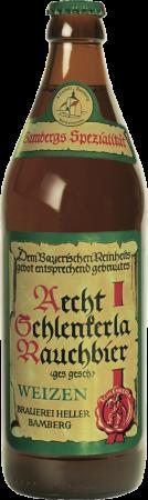 Schlenkerla Weizen cl50 - Brauerei Heller-Trum - Birra Germania