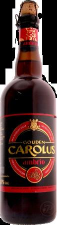 Gouden Carolus Ambrio cl33 - Brouwerij Het Anker - Birra Belgio