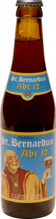St. Bernardus abt 12 cl33 - Browerij St. Bernard - Birra Belgio
