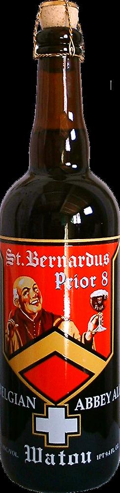 St. Bernardus Prior 8 cl75 - Browerij St. Bernard - Birra Belgio