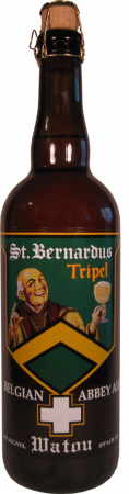 St. Bernardus Triple cl75 - Browerij St. Bernard - Birra Belgio