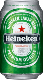 Heineken Lattina cl33 - Heineken - Birra Olanda