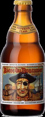 Boucanier Golden Ale cl33 - ICOBES b.v.b.a - Birra Belgio