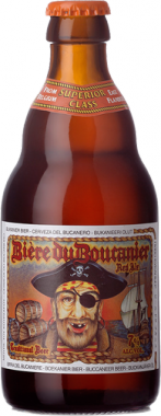 Boucanier Red Ale cl33 - ICOBES b.v.b.a - Birra Belgio