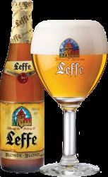 Leffe Blonde cl33 - Leffe - Birra Belgio