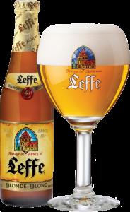 Leffe Blonde cl33 - Interbrew - Birra Belgio