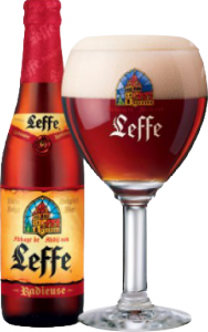 Leffe Radieuse cl33 - Interbrew - Birra Belgio