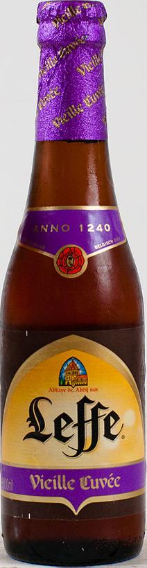 Leffe Vielle Cuvee cl33 - Interbrew - Birra Belgio