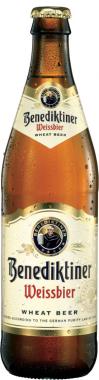 Benediktiner Weiss cl50 - Licher Privatbrauerei - Birra Germania