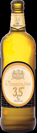 Menabrea Top Restaurant 3.5 cl75 - Menabrea - Birra Italia
