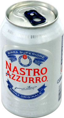 Nastro Azzurro Lattina cl33 - Peroni - Birra Italia