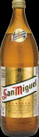 San Miguel cl100 - San Miguel Brewery - Birra Spagna