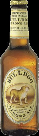 Bulldog Courage cl33 - Scottish and Newcastle Breweries - Birra Regno Unito