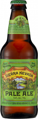 Sierra Nevada Pale Ale cl35 - Sierra Nevada - Birra America