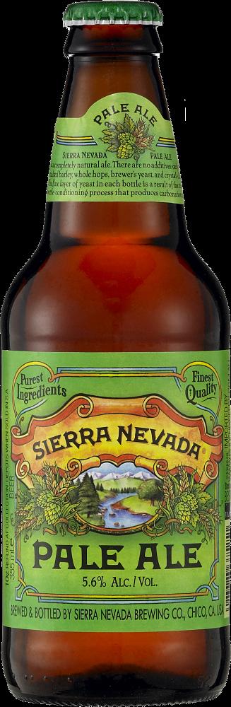 Sierra Nevada Pale Ale cl35 - Birrificio Sierra Nevada - Birra America