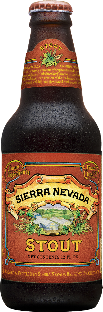 Sierra Nevada Stout cl35 - Birrificio Sierra Nevada - Birra America