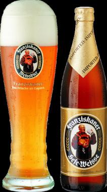 Franziskaner Weiss cl50 - Spaten Franziskaner Brau - Birra Germania