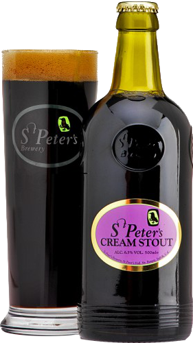St. Peter's Cream Stout cl50 - St. Peters Brewery - Birra Regno Unito