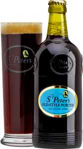St. Peter's Old Style Porter cl50 - St. Peters Brewery - Birra Regno Unito