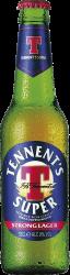 Tennent's Super cl33 - Wellpark Brewery - Birra Regno Unito