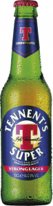 Tennent's Super cl33 - Wellpark Brewery - Birra Regno Unito