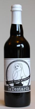 La Testarda cl75 - Birrificio Amiata - Birra Italia