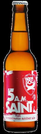 Brewdog Five am Red Ale cl33 - Brewdog - Birra Regno Unito