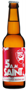Brewdog Five am Red Ale cl33 - Brewdog - Birra Regno Unito