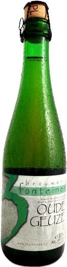3 Fonteinen Oude Geuze cl37.5 - Brouwerij 3 Fonteinen - Birra Belgio