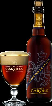 Gouden Carolus Cuvee Van de Keizer cl75 - Brouwerij Het Anker - Birra Belgio