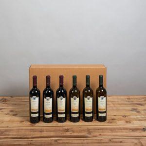 Cesta Natalizia : 145 Confezione Vini Friuli Grave - Pecol Boin -  -