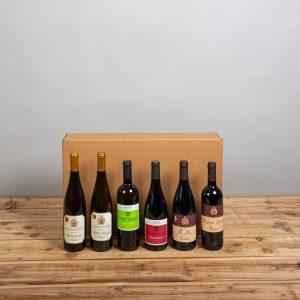 Cesta Natalizia: 148 Confezione Vini Trentino -  -